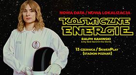Bilety na RALPH KAMINSKI & My Best Band In The World w Poznaniu