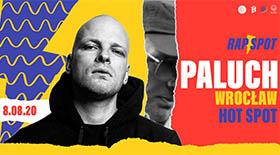 Bilety na koncert Paluch Hotspot