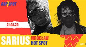 Bilety na koncert Satius Hotspot