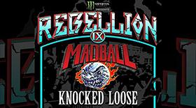 Bilety na Rebelion Tour IX