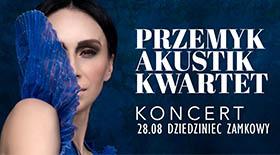Bilety na Renata Przemyk Kwartet na Dziedzińcu Zamkowym w Poznaniu!