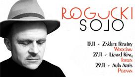 Bilety na koncerty Rogucki Solo