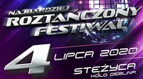 Bilety na Najbardziej Roztańczony Festiwal nad Wisłą!