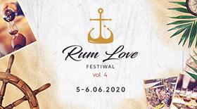Bilety na Rum Love Festiwal vol.4
