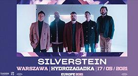 Bilety na Silverstein w Warszawie!