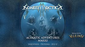 Bilety na koncert Sonata Arctica w Palladium