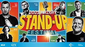 Bilety na Mazury Stand-up Festival 2021