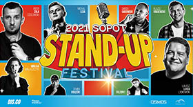 Bilety na Sopot Stand-up Festival 2021