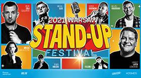 Bilety na Warszawa Stand-up Festival 2021