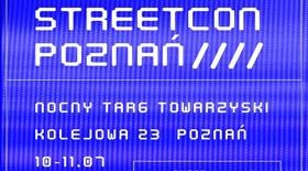 Bilety na STREETCON POZNAŃ 2020