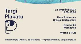 Bilety na Targi Plakatu w Warszawie!