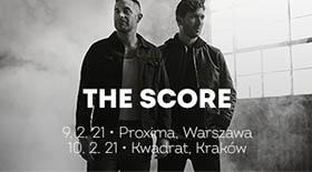 bilety na koncerty The Score