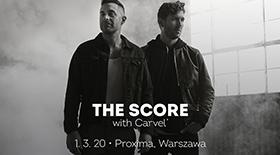 Bilety na koncert The Score w warszawskiej Proximie!