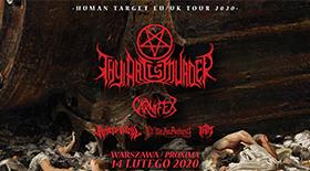Bilety na koncert Thy Art Is Murder w Warszawie