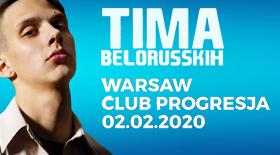 Bilety na koncert Tima Belorusskih