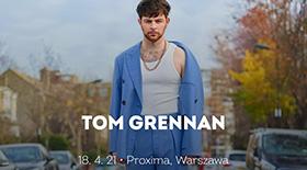 Bilety na koncert Tom Grennan