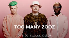 bilety na koncerty Too Many Zooz!