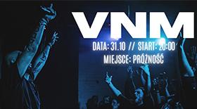 Bilety na koncert VNM w Próżności!