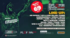 Bilety na Lech Polish Hip-Hop Music Awards Wrocław 2021!