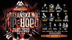 Bilety na Zabrzańska Noc Hip-Hopu