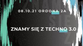 Bilety na Znamy się z Techno na Ordona