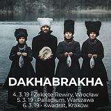 Bilety na koncert DakhaBrakha