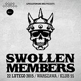 Bilety na koncert Swollen Members!