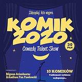 Bilety na Comedy Talent Show Komik 2020