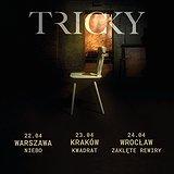 Bilety na koncerty Tricky'ego!