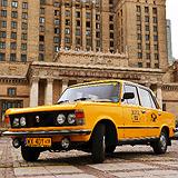 Bilety na wycieczki Dużym Fiatem po Warszawie