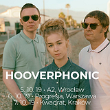 Bilety na koncerty Hooverphonic