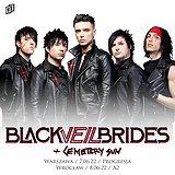 Bilety na Black Veil Brides!