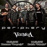 Bilety na koncerty Periphery i Veil of Maya