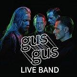 Bilety na koncerty GusGus Live Band