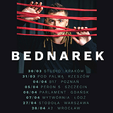 Bilety na koncerty Bednarka!