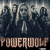 Bilety na koncerty Powerwolf