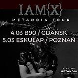 Bilety na koncerty IAMX