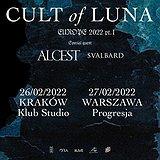 Bilety na koncerty - Cult of Luna!