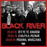 Bilety na koncerty: Black River