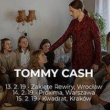 Bilety na koncerty: Tommy Cash