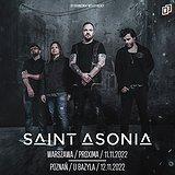Bilety na koncerty Saint Asonia!