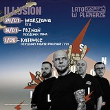 Bilety na koncerty - Illusion 2021!