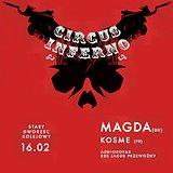Bilety na: Circus Inferno!
