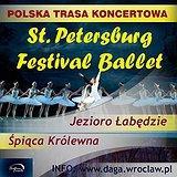 Bilety na trasę St. Petersburg Festival Ballet