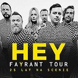 Bilety na HEY FAYRANT TOUR