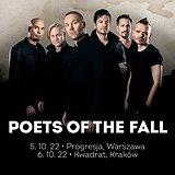 Bilety na koncerty - Poets of the Fall!