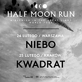 Bilety na koncerty: Half Moon Run!
