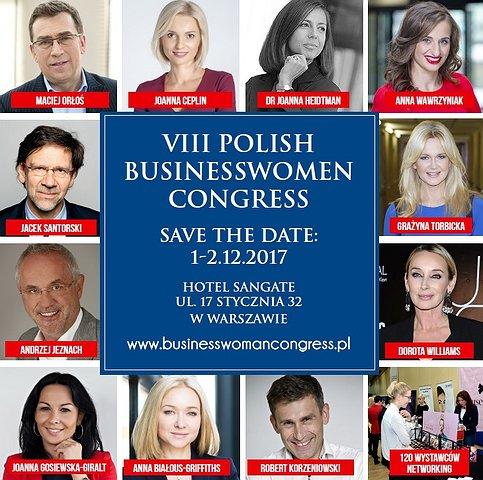 VIII Polish Businesswoman Congress