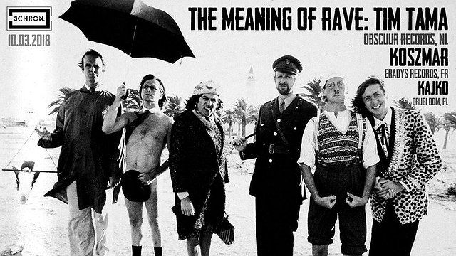 The Meaning Of Rave: Tim Tama