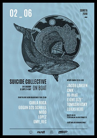 Suicide Collective On Boat